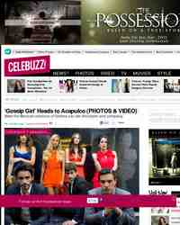 Gossip Girl Heads to Acapulco PHOTOS VIDEO: Celebuzz